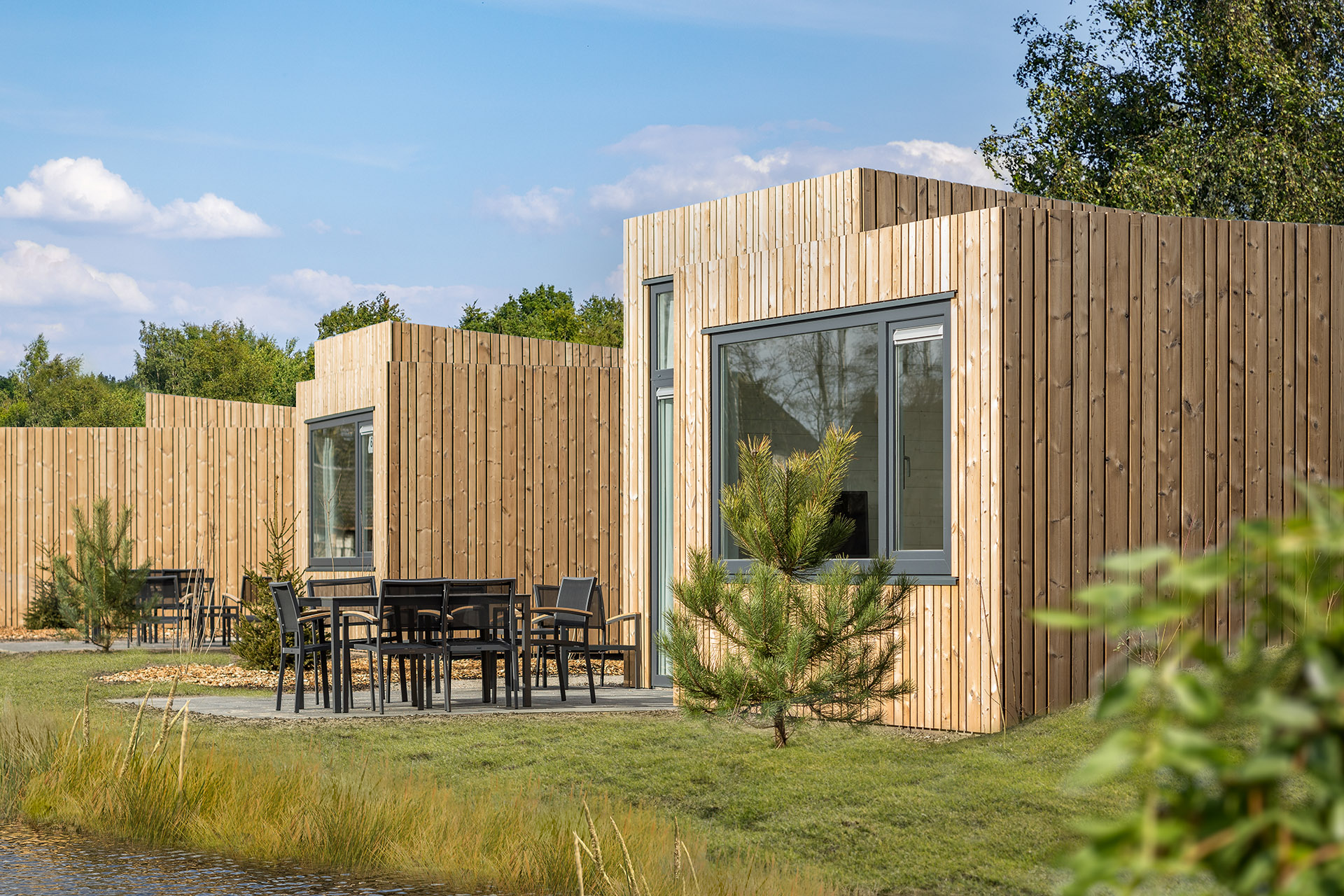 Type Lodge 6 Roompot Vakantiepark Schaijk Vakantiemakelaar